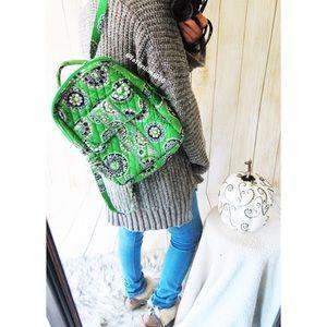 Vera Bradley backpack 🌿